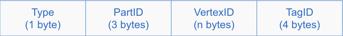 Nebula Graph 2.0 点的格式